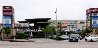 Manda Hill Shopping Mall