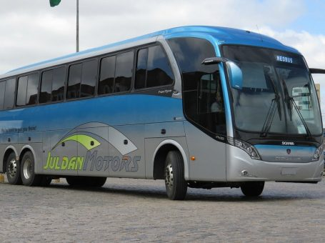 juldan Motors Bus Services