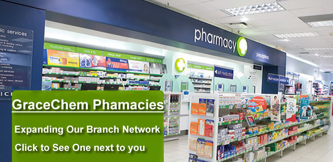 GraceChem Pharmacies