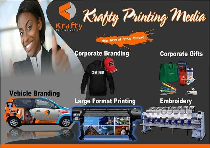 Krafty Printing Media LTD