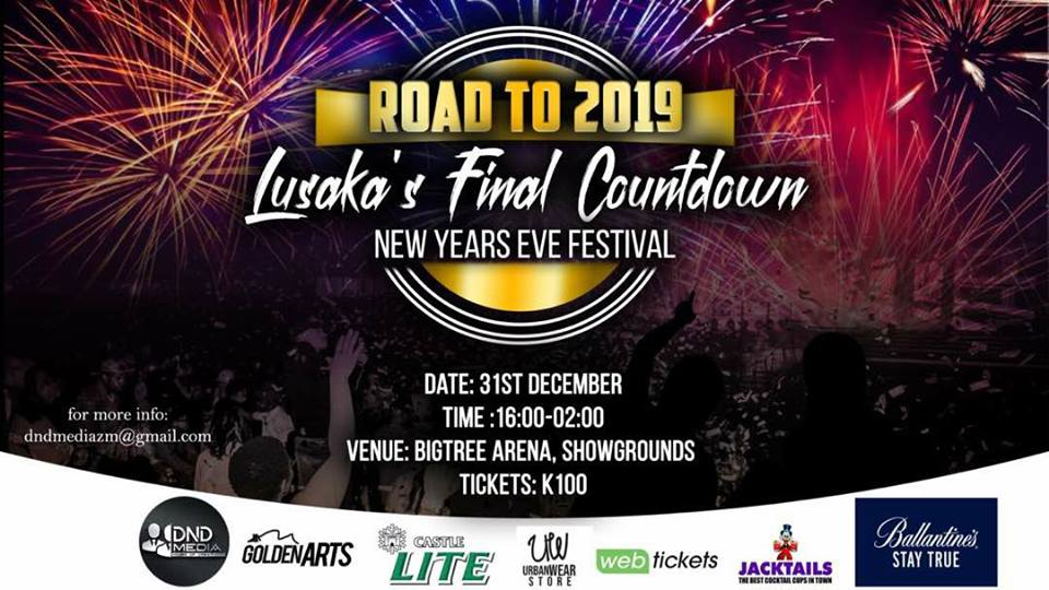 Road to 2019 | Lusaka final countdown