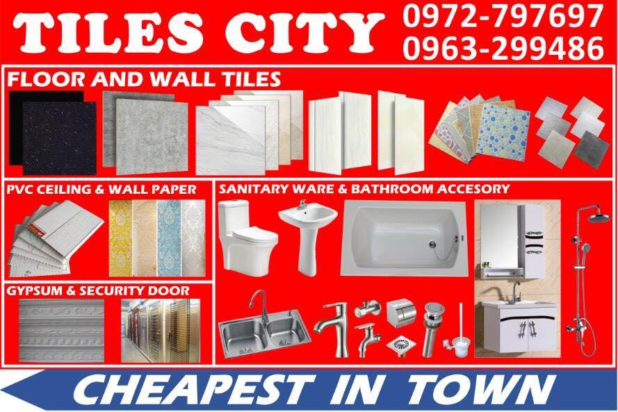 Tiles City