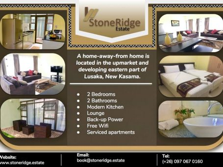 Stoneridge Estate-Lusaka