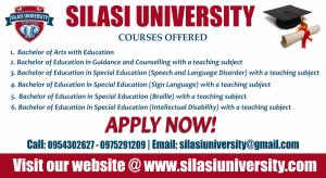 Silasi University