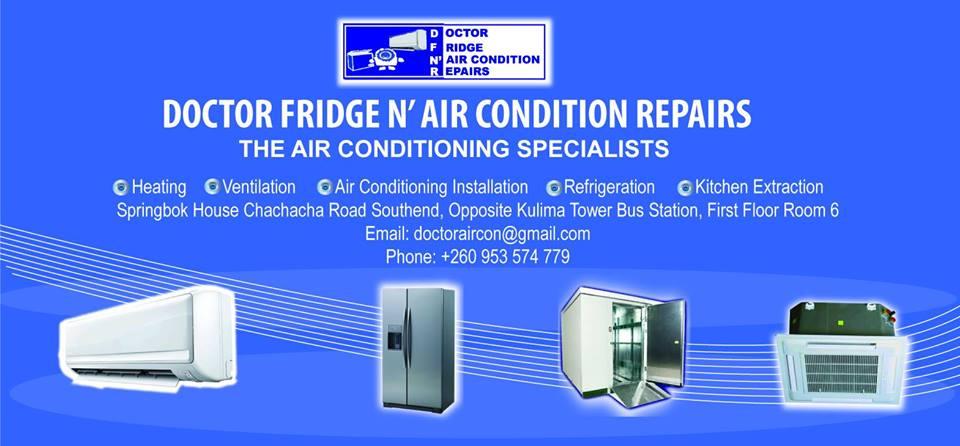 Doctor Fridge N Air condition Repair