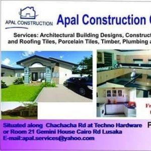 Apal construction company limited