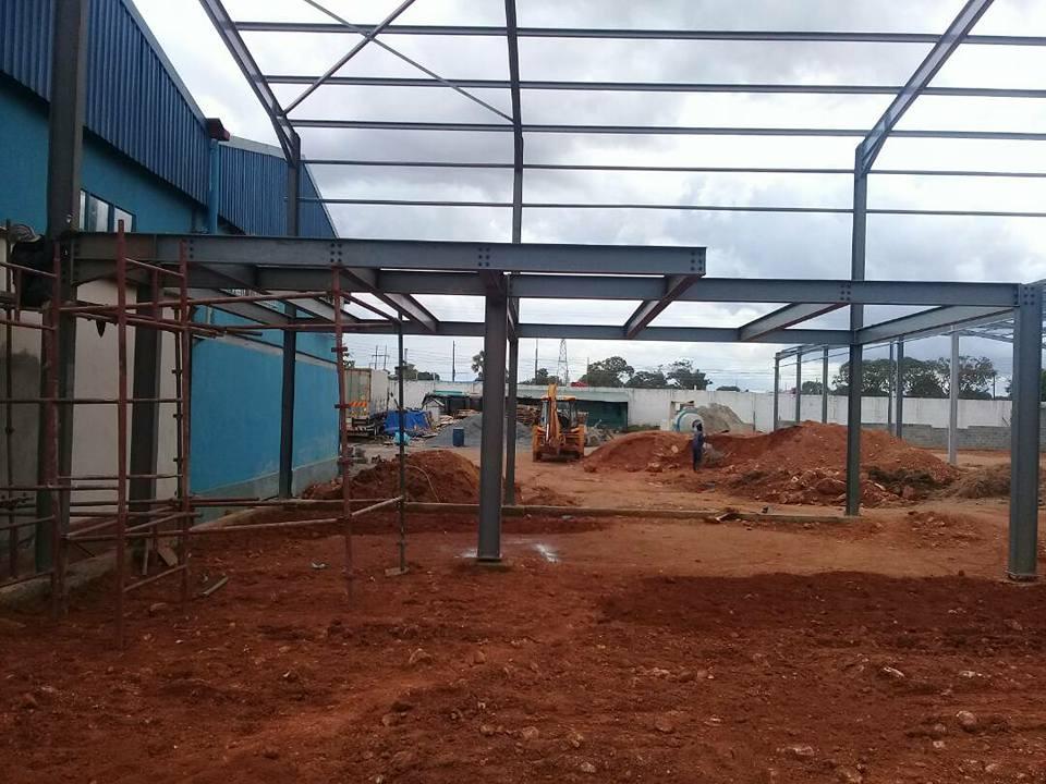 Cretech Construction LTD