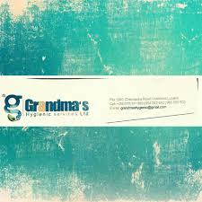 GRANDMA'S HYGIENIC SERVICES LTD