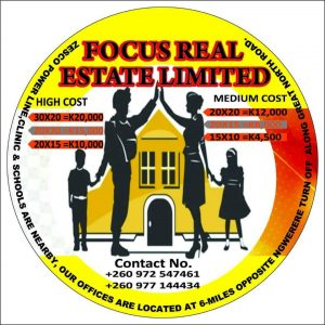 Focus real estate zambia limited