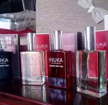 INUKA fragrances Zambia