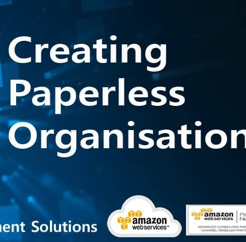 IPaperless Electronic Document Management Services
