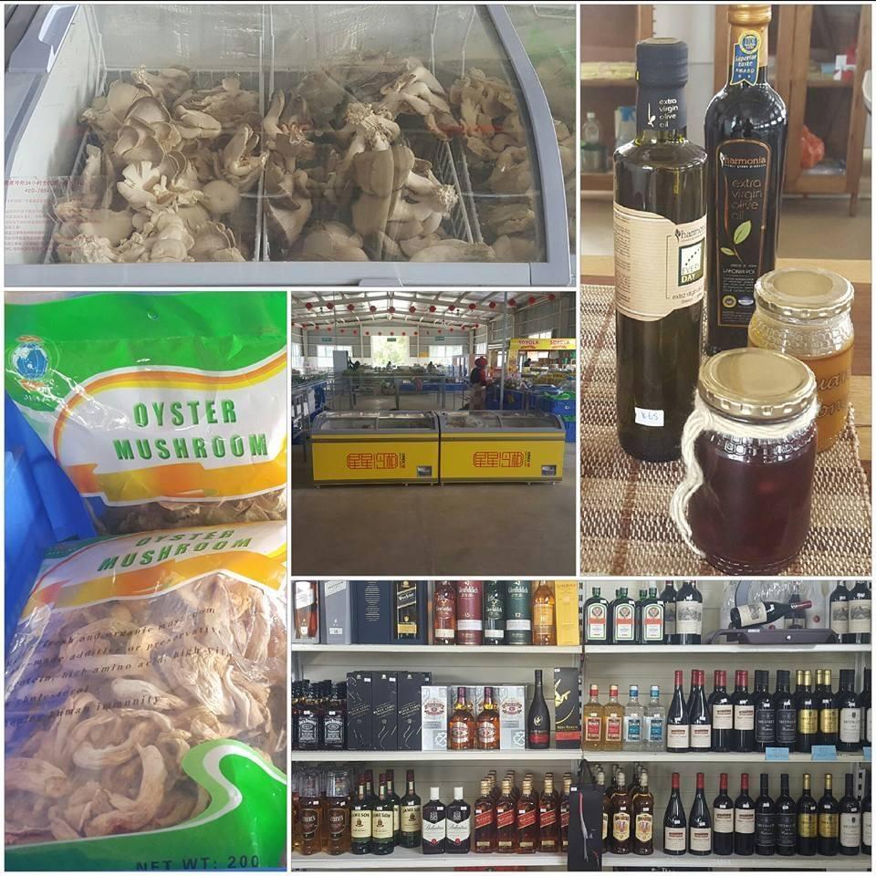 JCS FOOD Market