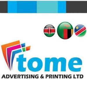 Tome advertising and printing