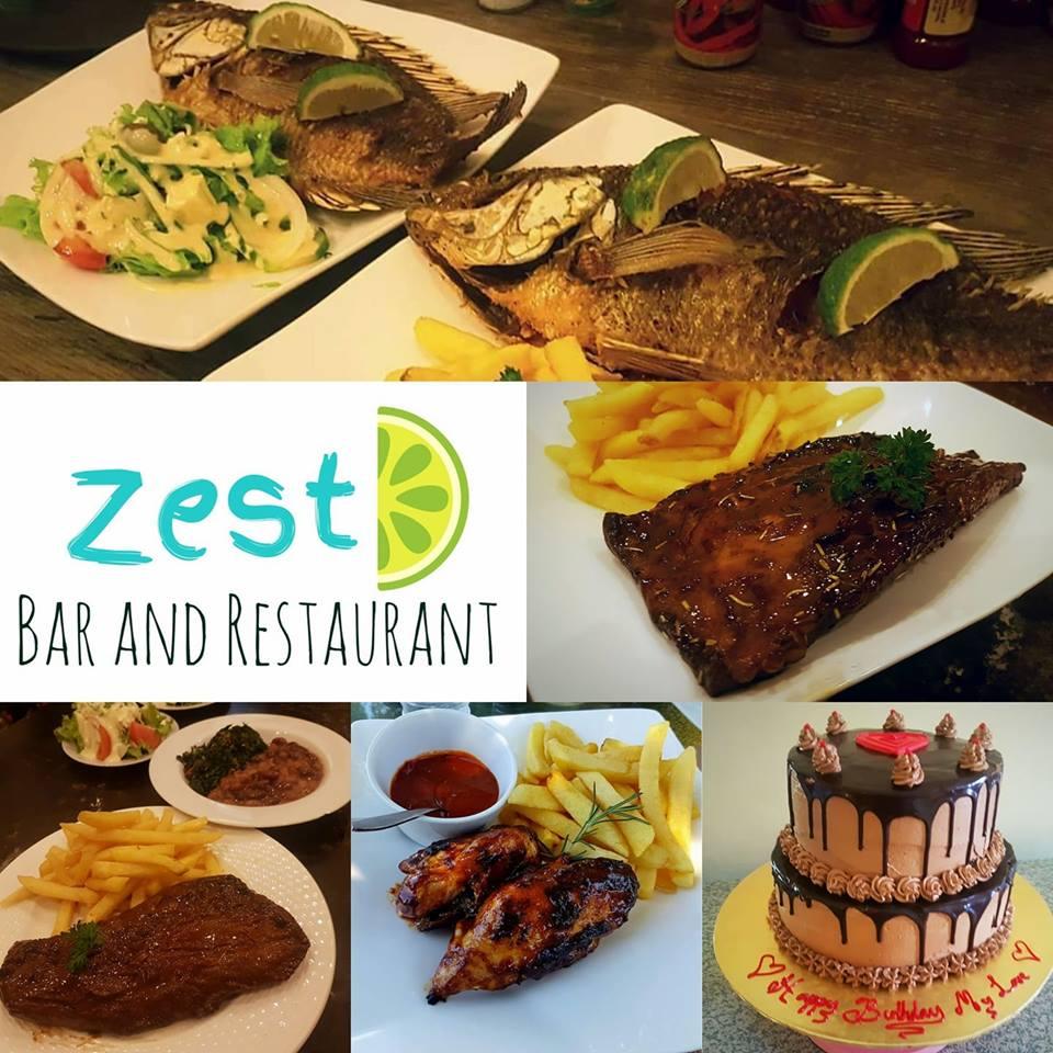Zest Bar and Restaurant