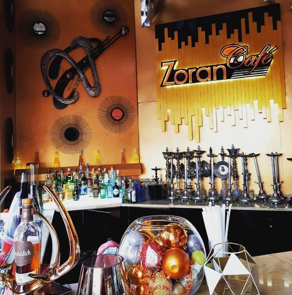 Zoran Cafe Ltd