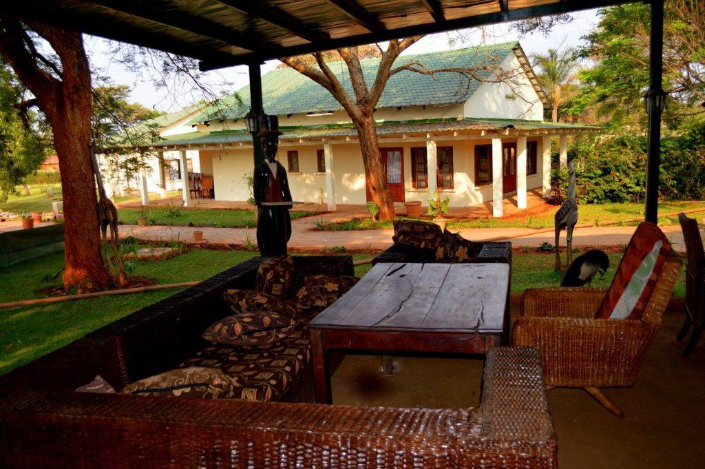 Zambian property homes