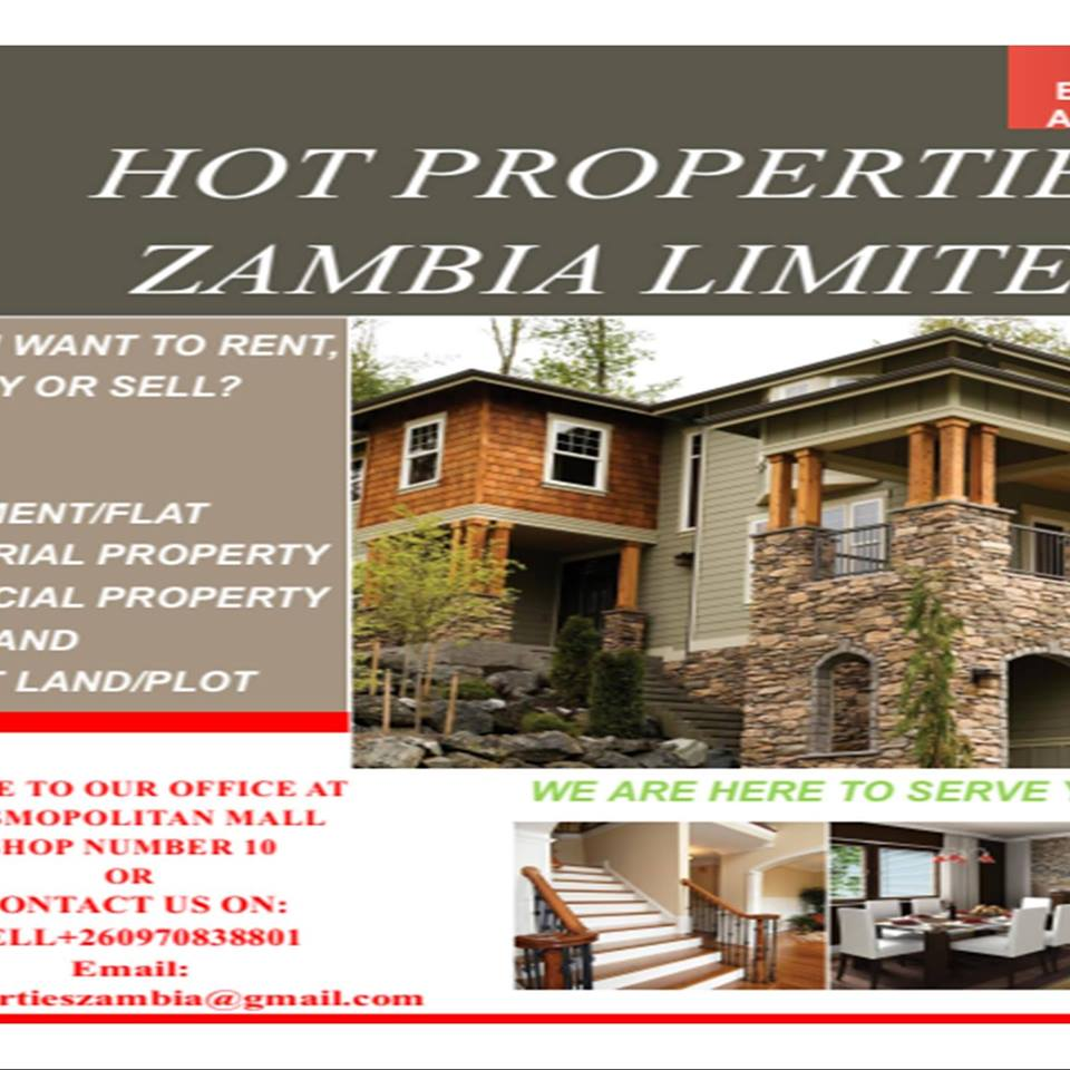 HOT Properties Zambia Limited