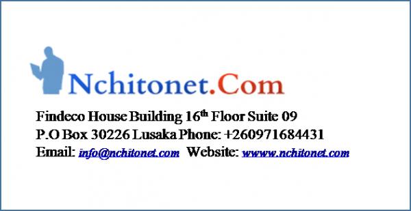 Nchitonet Dot Com Ltd.