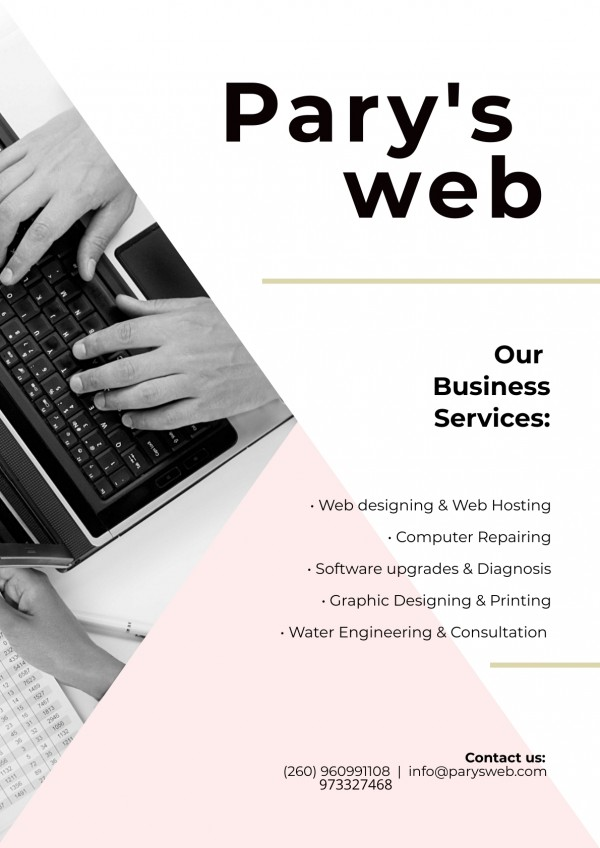 Pary's web