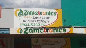 Zamotronics Investment Ltd.