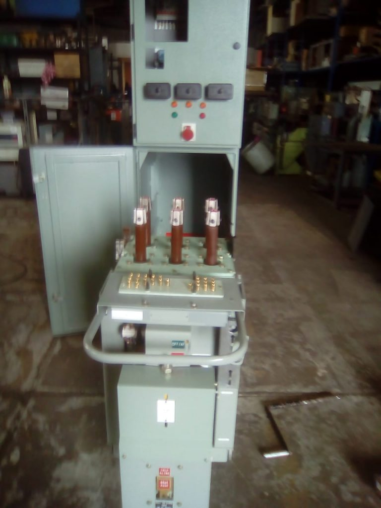 Medium to high voltage electrical installations and all steel fabrications